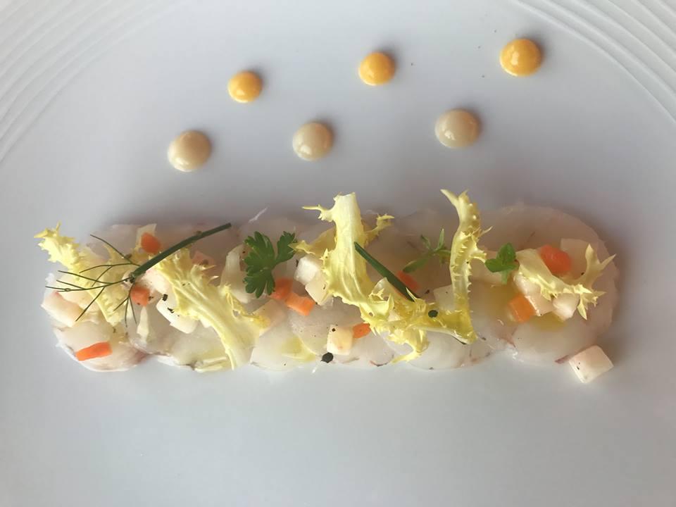 Danilo Di Vuolo, gamberi e limone