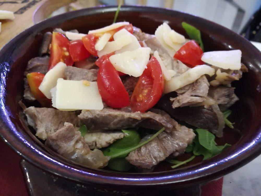 Diana Carni - L'insalata di Carne