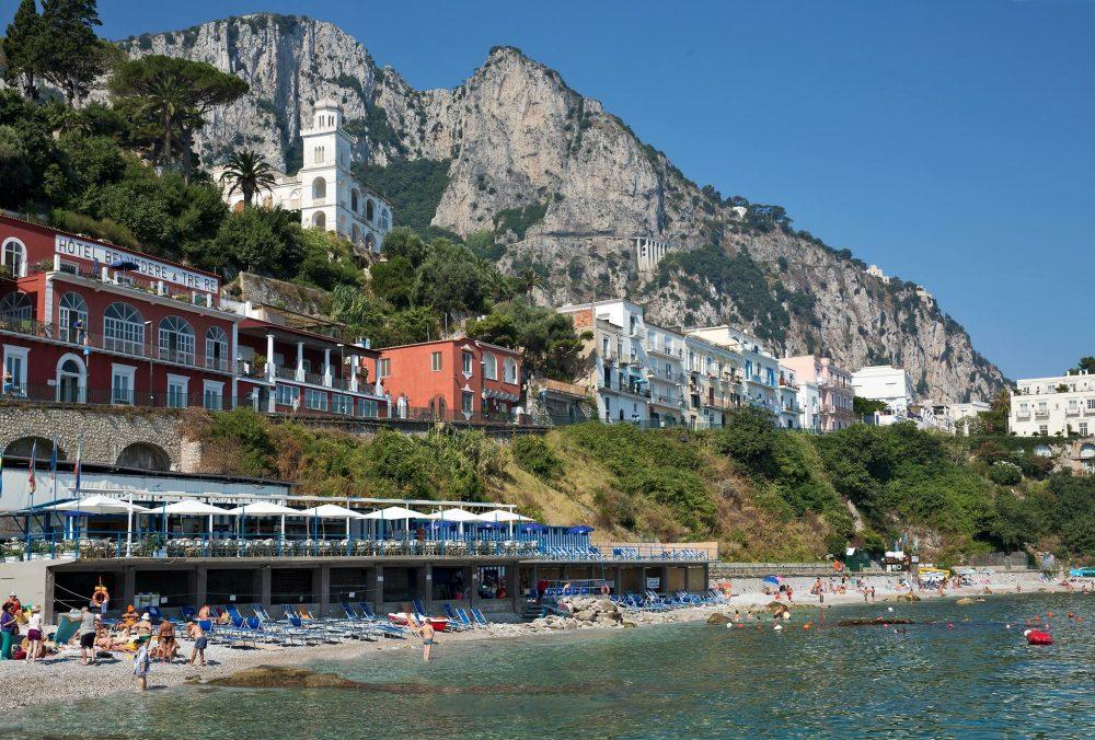 I Bagni Le Ondine A Capri
