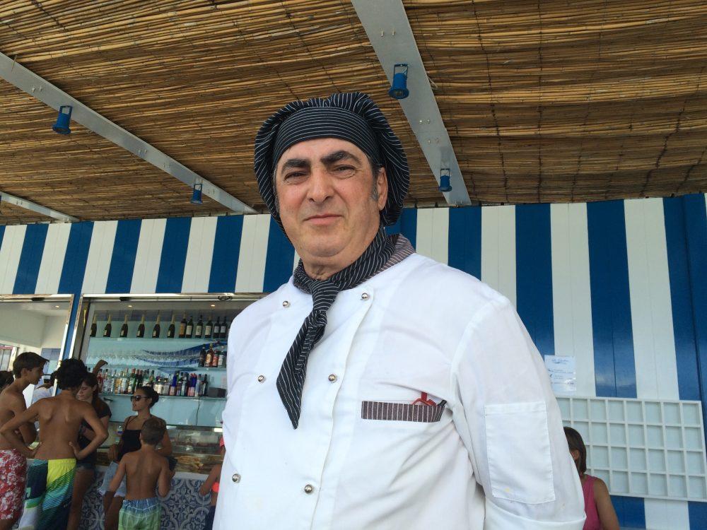 Lo Chef Andrea Cannavacciuolo