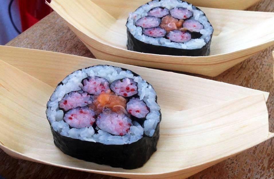 Sushi Flower