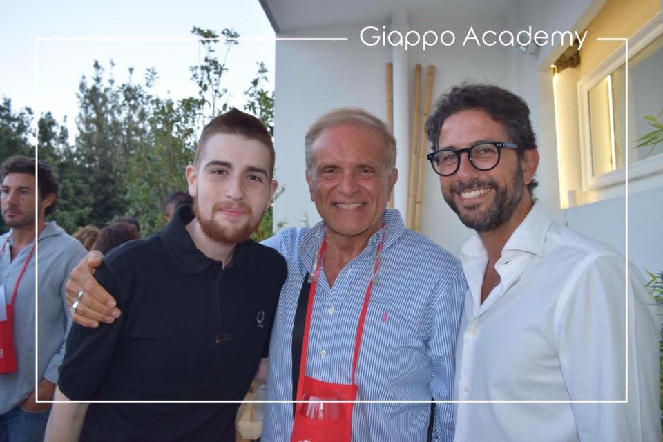 Ugo Marchionne, Tommaso Esposito, Enrico Schettino