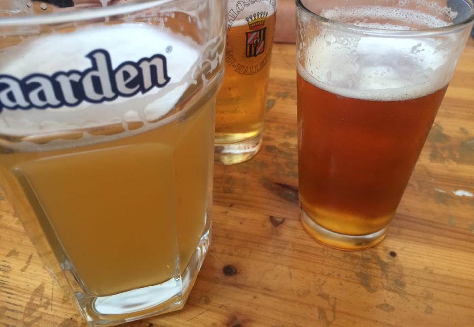 Farine, le birre