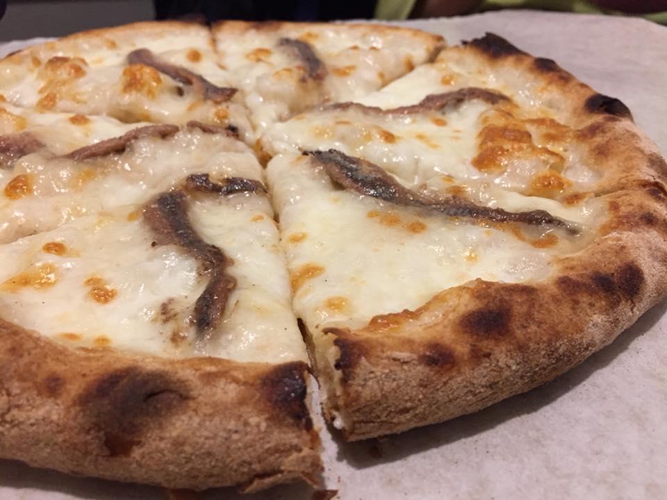 Farine, pizza in carrozza