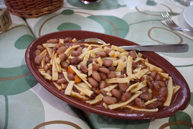 Gastronomia di Marianna, lagane e fagioli
