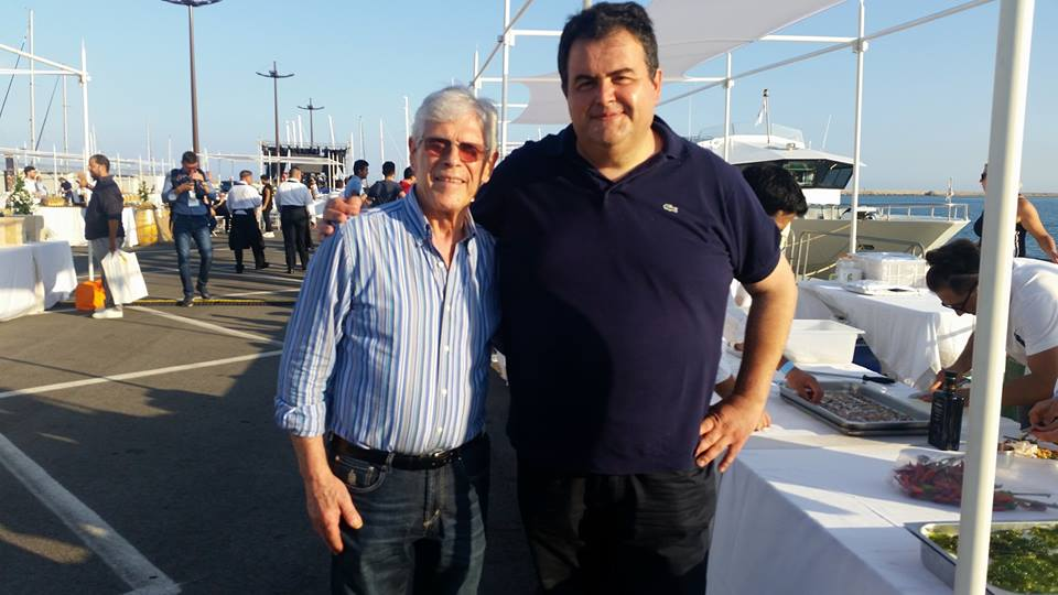 Gennaro Esposito e Sabatino Sirica