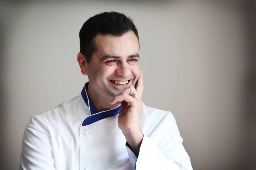 Giuseppe Cascella della gelateria Gelizioso a Sarno