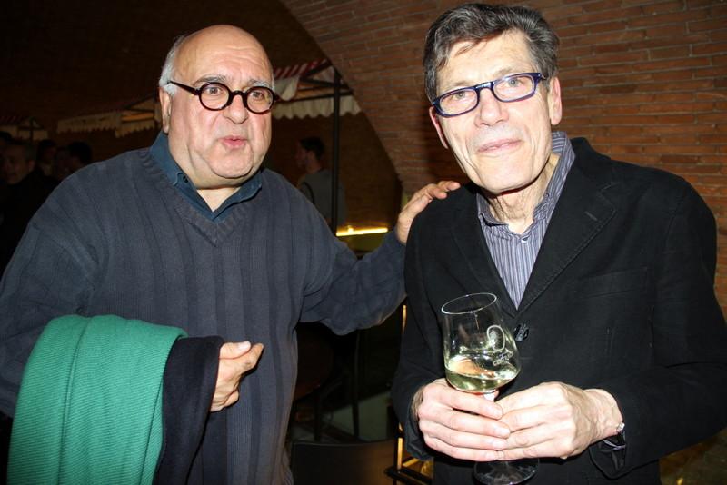 Giuseppe Cerasa e Luigi Cremona