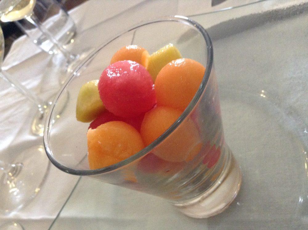 La Cantinella, frutta fresca