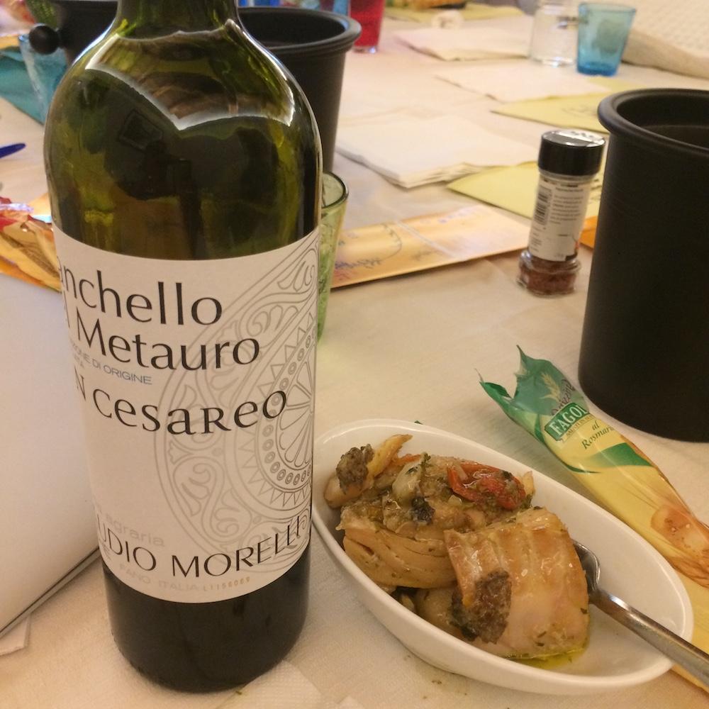 Il Bianchello del Metauro di Claudio Morelli
