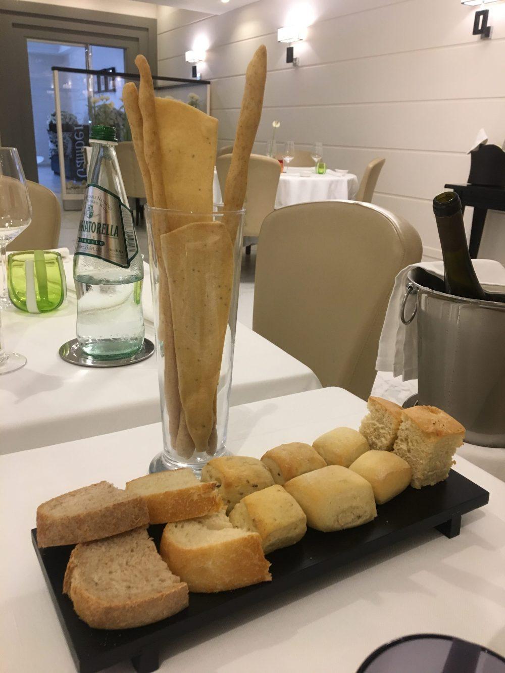 Il gambero rosso - Il pane