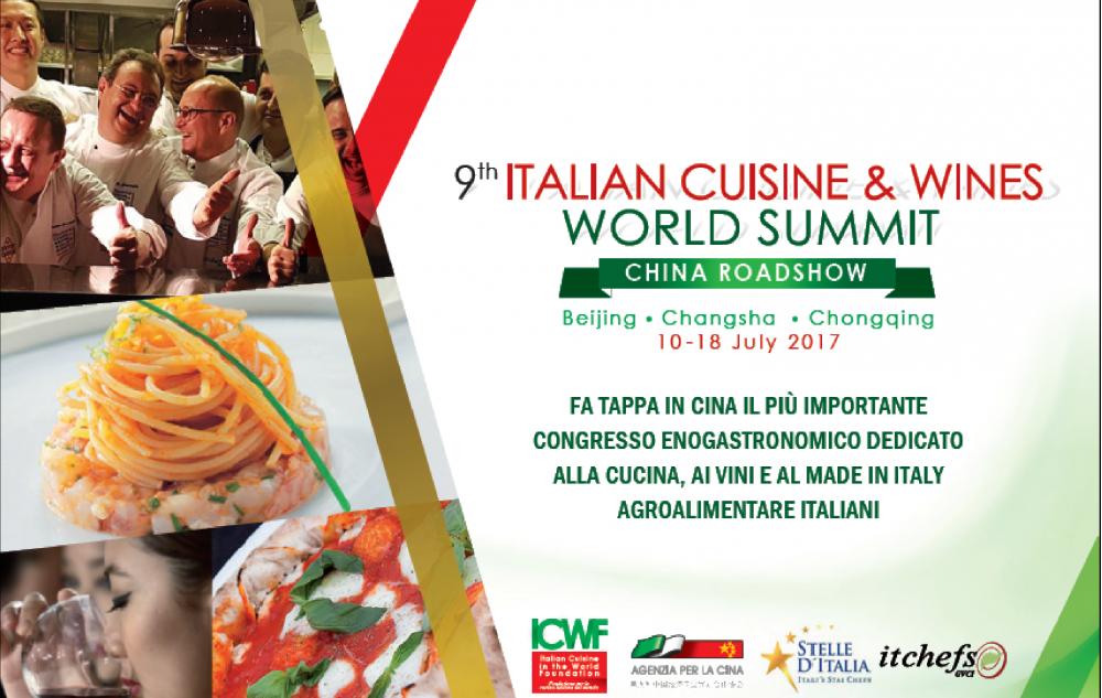 Italian Cuisine World Summit 2017