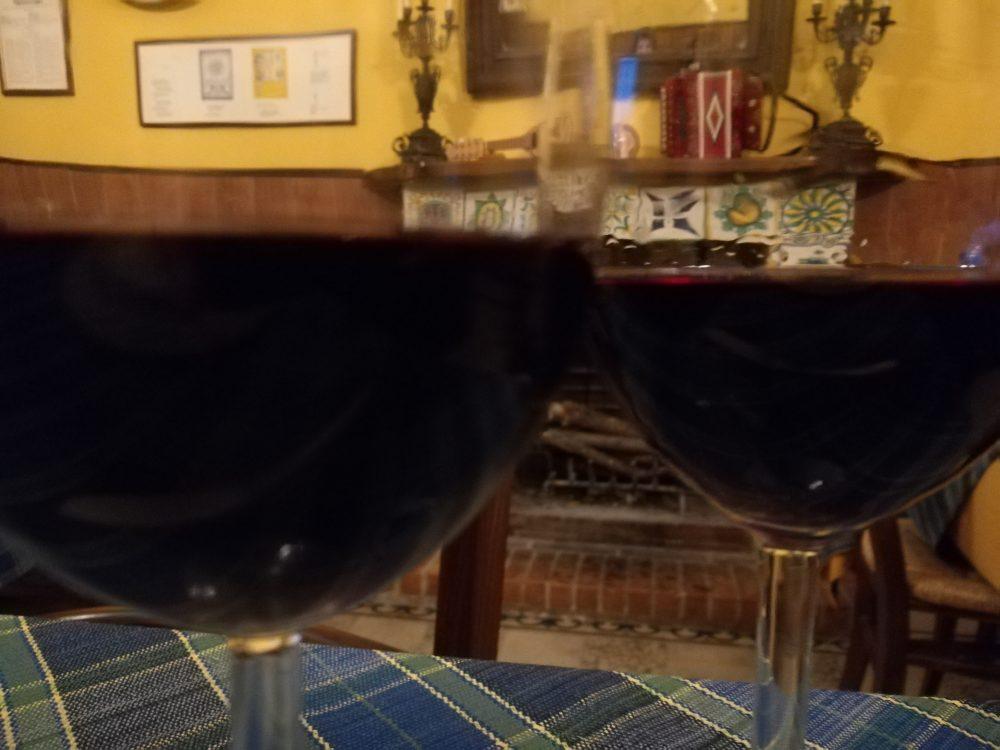 La Buca dei Ladroni - Il Vino