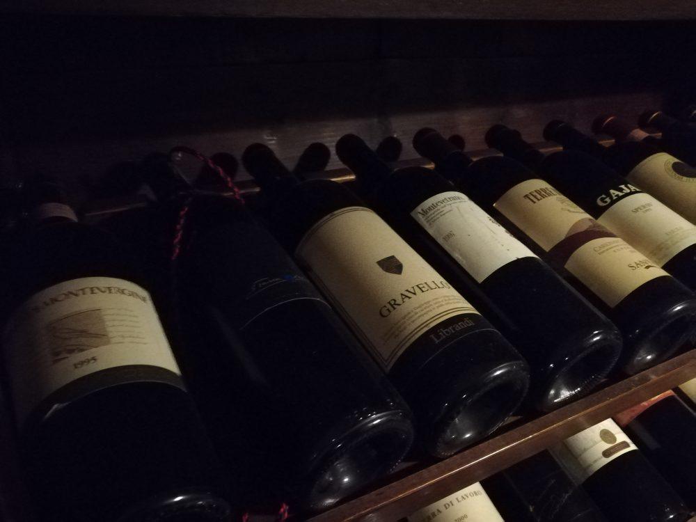 La Buca dei Ladroni - La Collezione di Vini