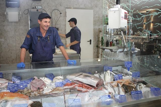 Livello1, la pescheria