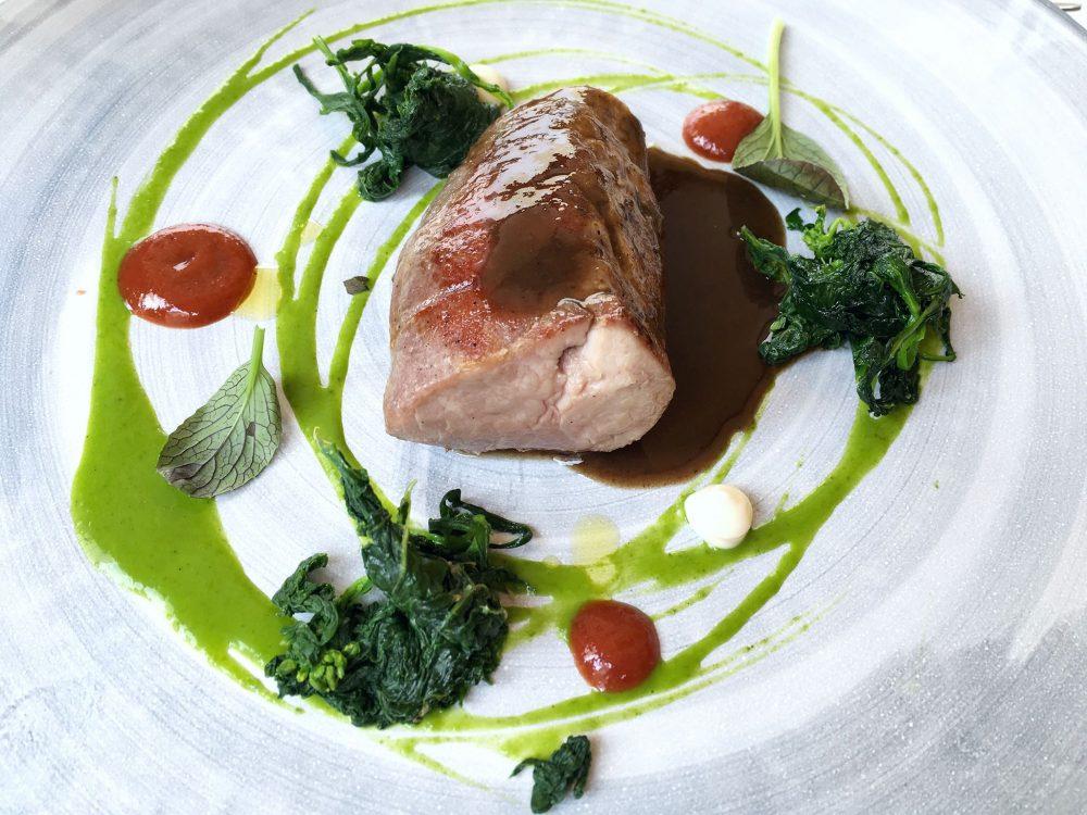 Machiavelli Restaurant, la carne
