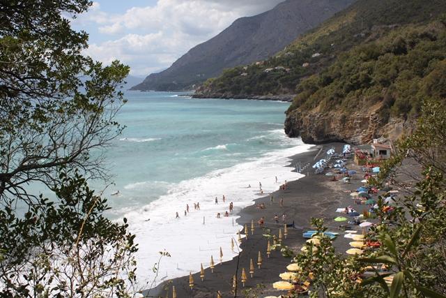 Maratea - La Spiaggia Nera