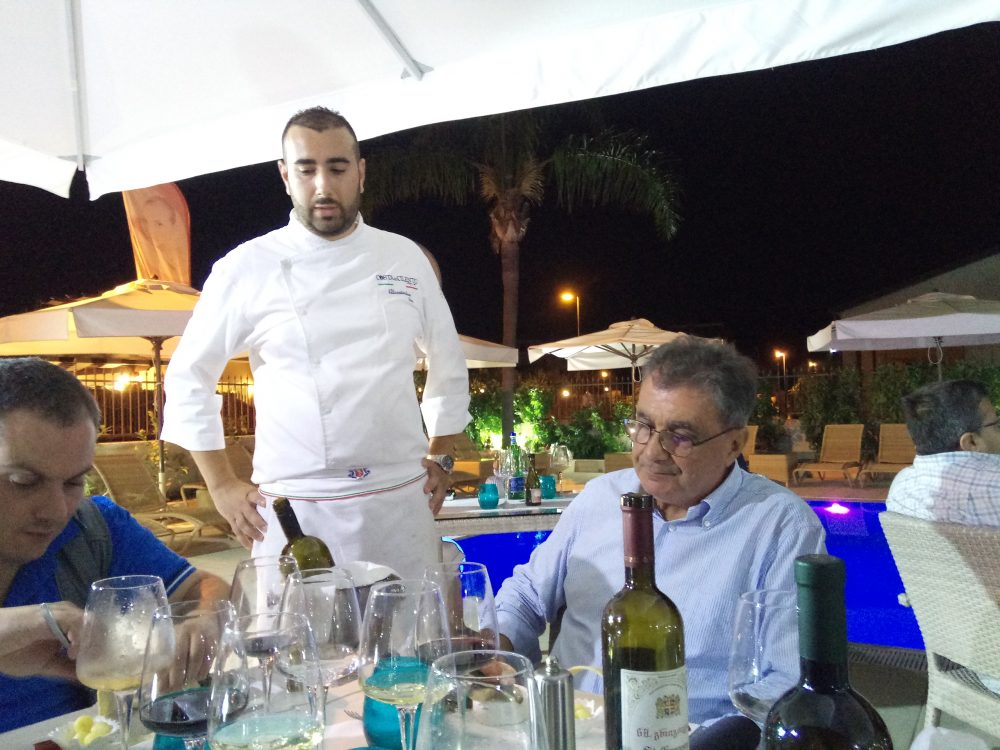 Marco Contursi Alessandro Feo e Francesco Mondell