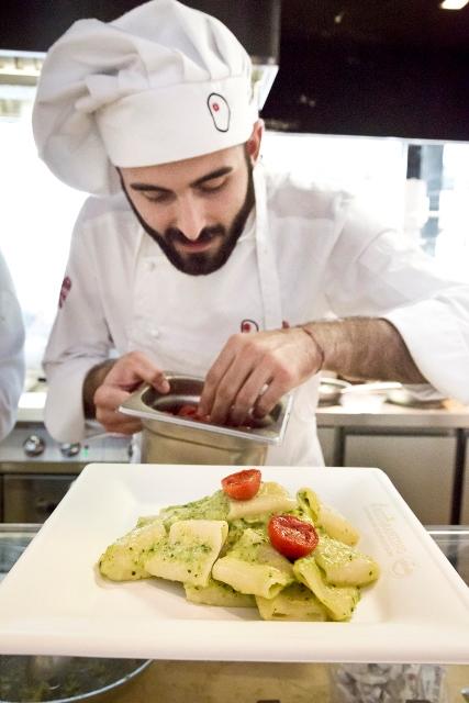 Mercato Centrale Roma - La Bottega della pasta fresca di Egidio Michelis