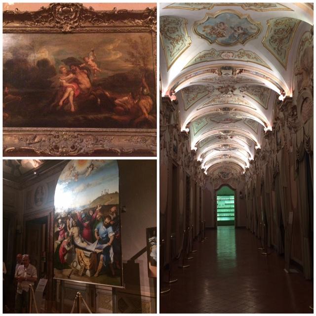 Palazzo Pianetti a Jesi uno scrigno di opere d'arte da Lorenzo Lotto a Rubens