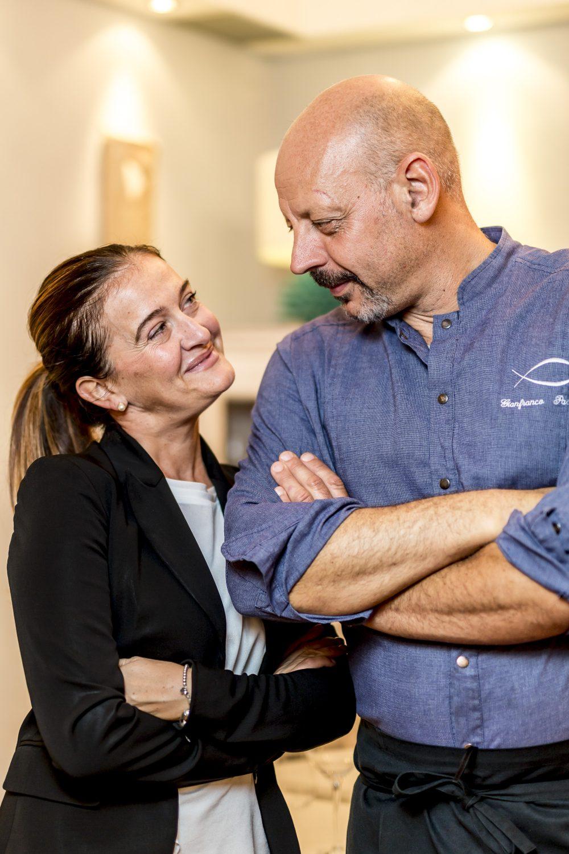 Pascucci al Porticciolo - Gianfranco e Vanessa