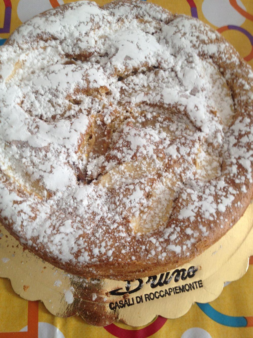 Pasticceria Bruno - torta 5 tazze