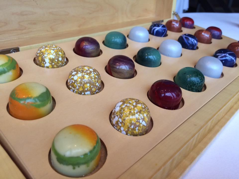 Per Se, i cioccolatini della casa