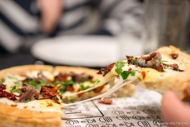 Pizza chicago al BurBaCa Potenza
