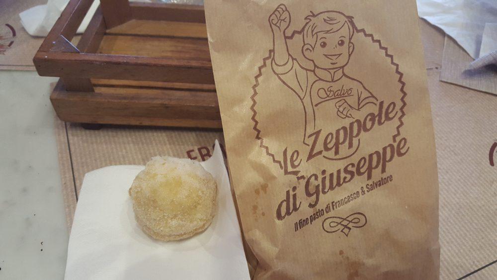 Pizzeria Salvo - Zeppole di Giuseppe