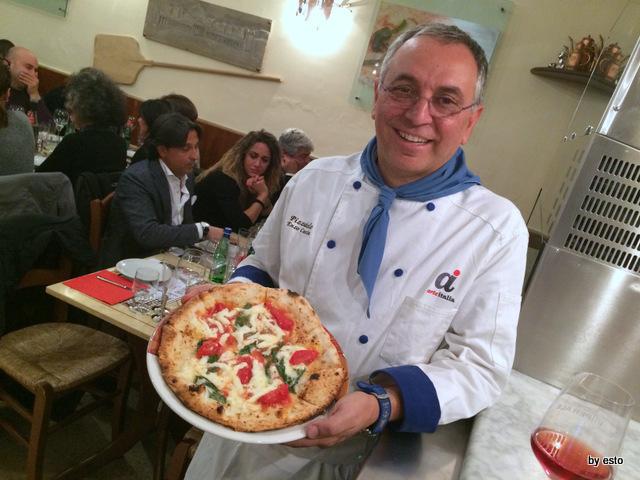 Enzo Coccia Pizzaria La Notizia