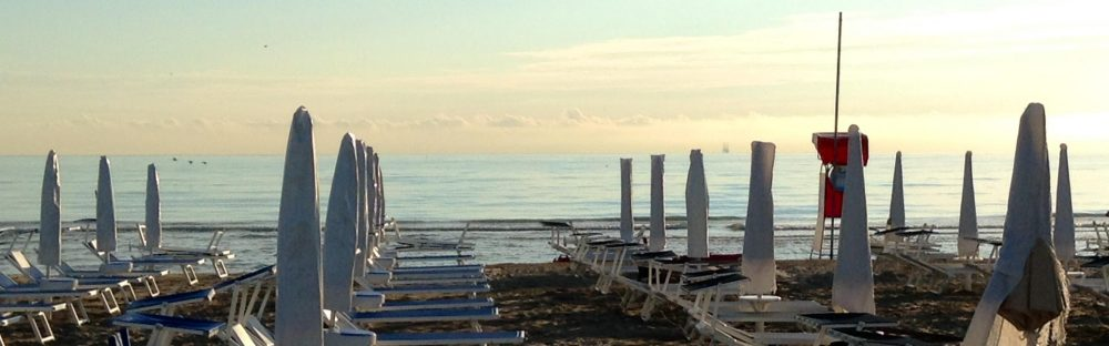 Riccione, la mia spiaggia