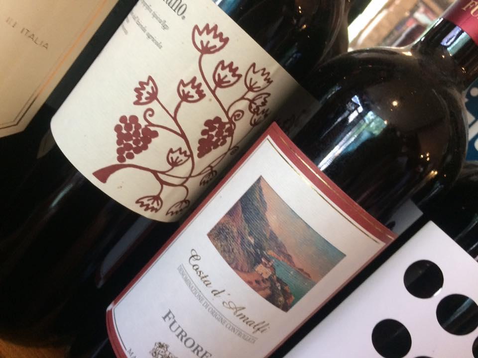 San Matteo, i vini di Salerno
