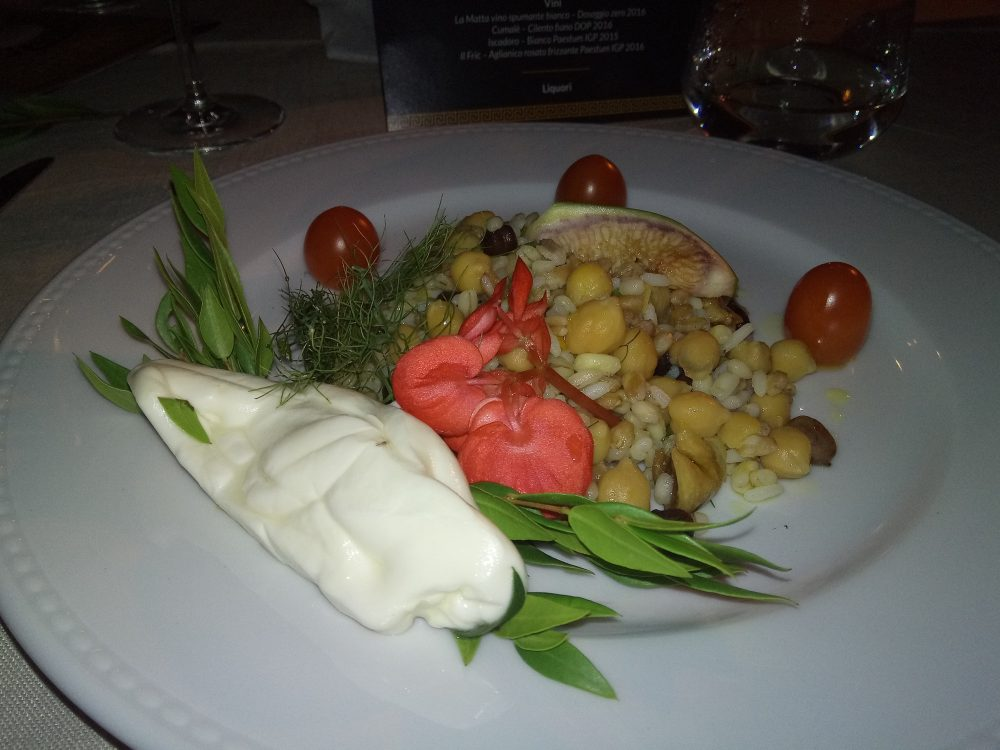 Tenuta Chirico - Insalata mediterranea