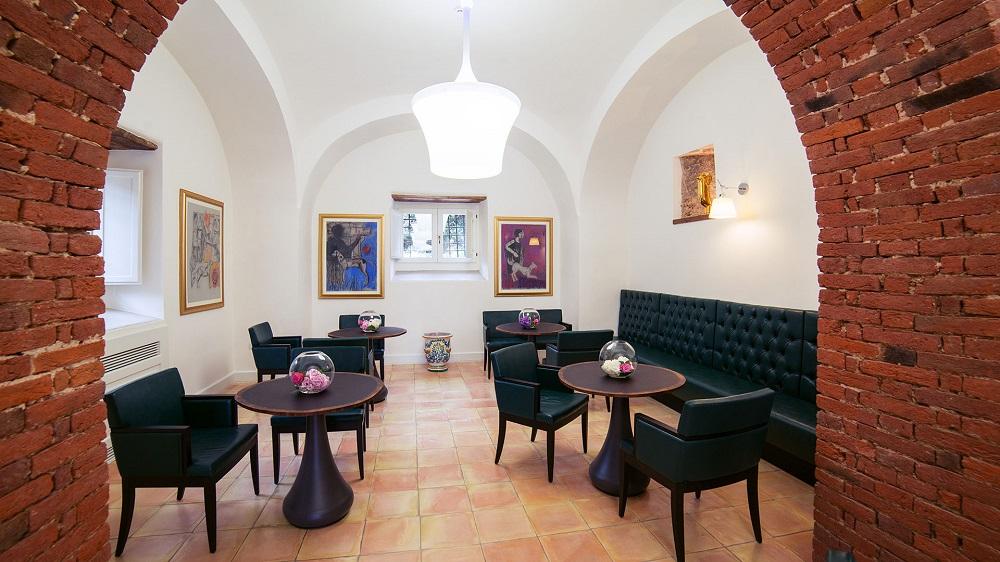 Tenuta Duca Marigliano - Salotto interno