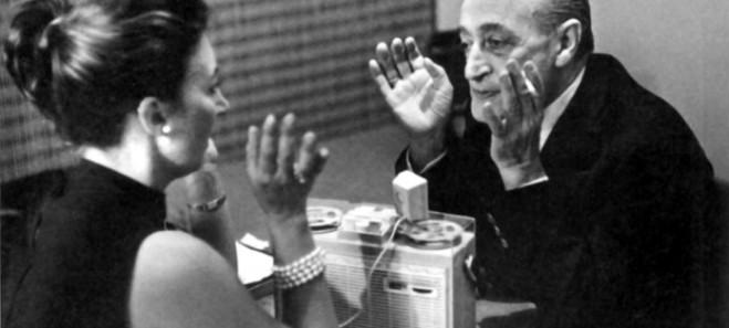 Toto' intervistato da Oriana Fallaci