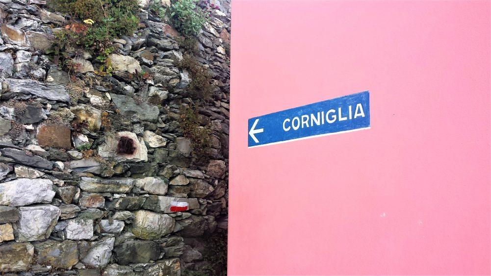 Trekking per Corniglia
