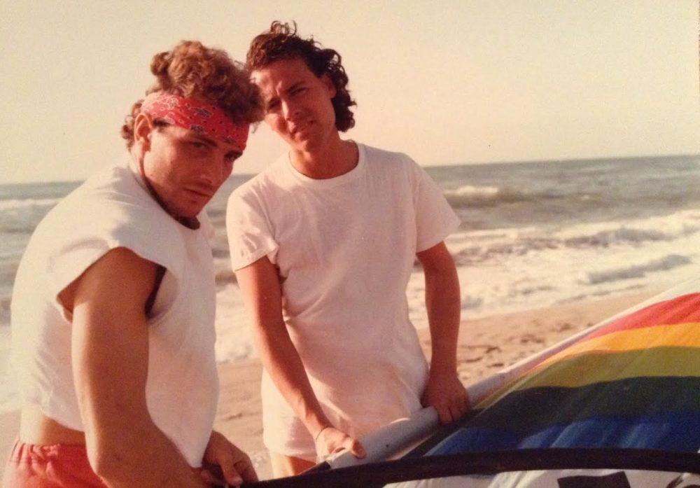 Disdegno i selfie e mi esercito col surf
