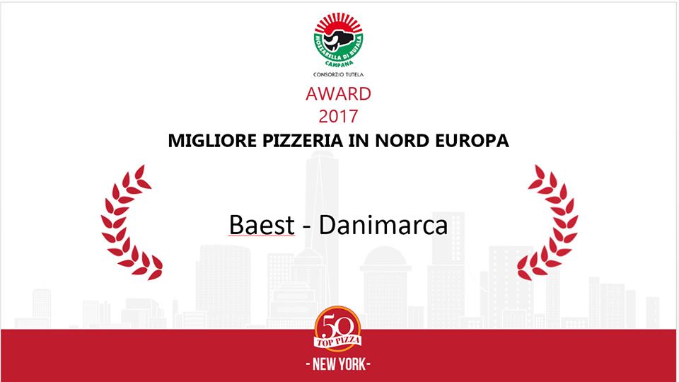 La migliore pizzeria in Nord Europa