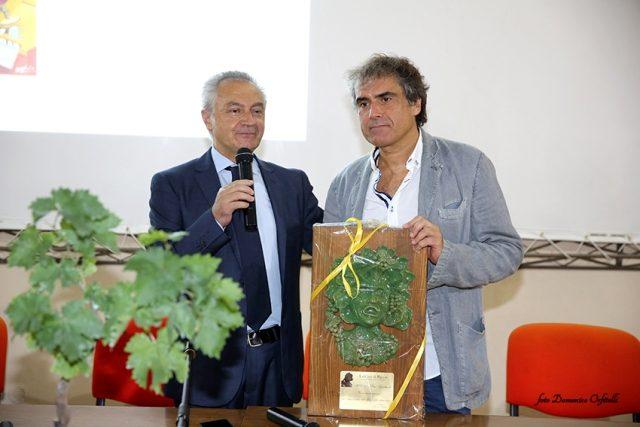 La premiazione di Marco Lombardi