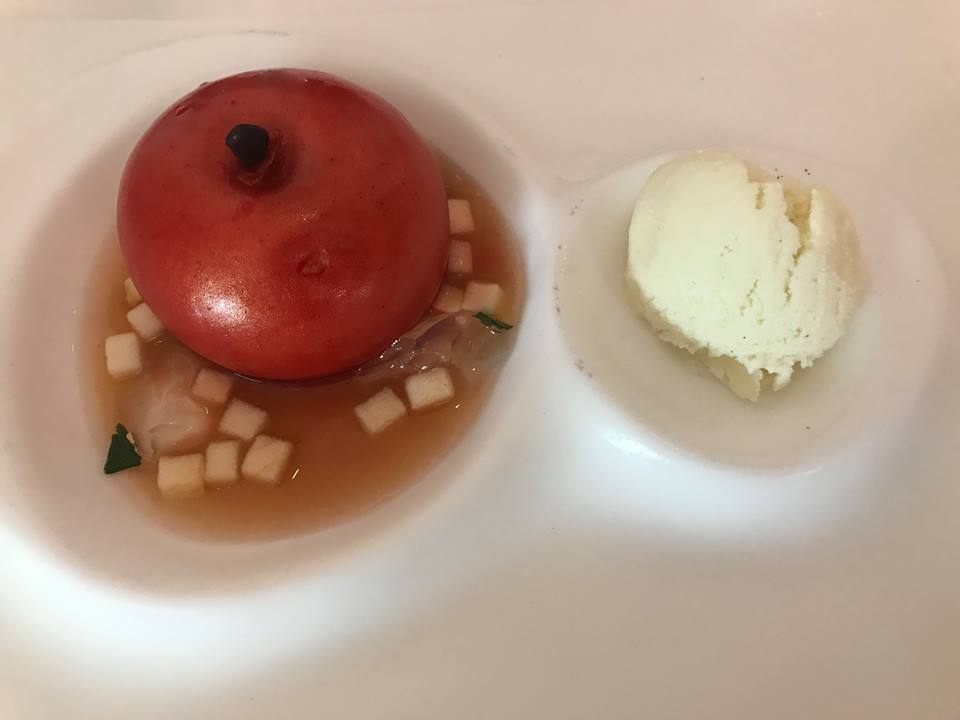 Don Alfonso, la mela annurca