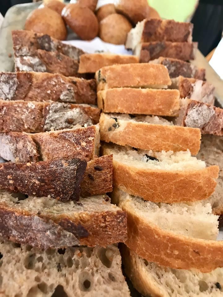 Don Alfonso, il pane