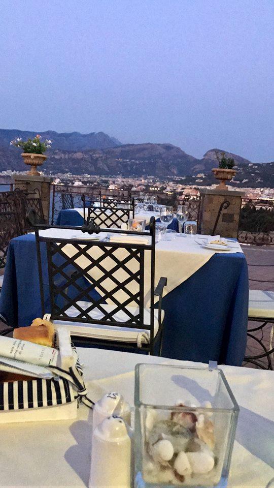 Ristorante La Tonnarella, terrazza