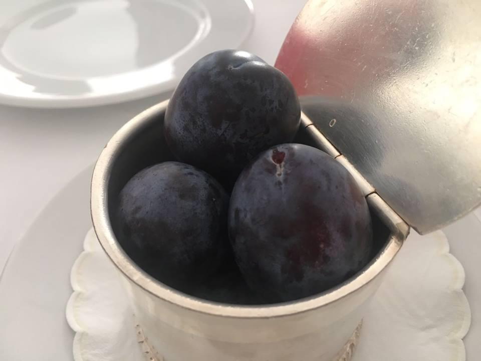 Grand Hotel Quisisana, frutta