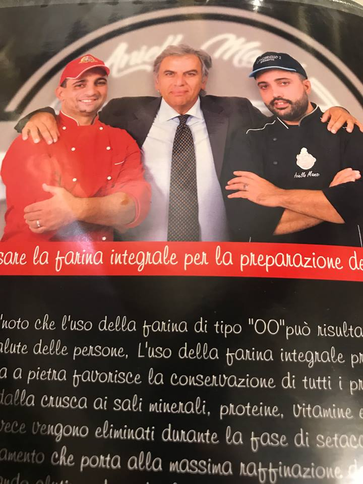 Pizzeria Aniello Mansi