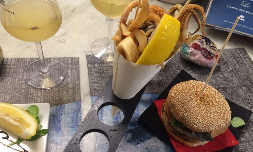 Capri Burger