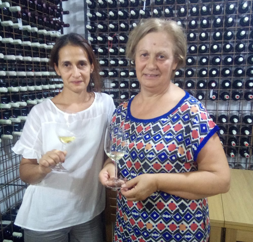 Carmela Cieri e Clelia Romano