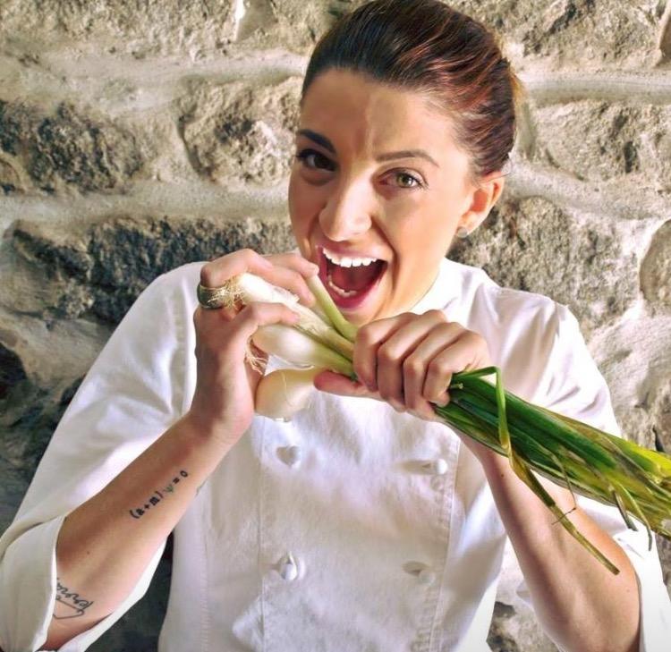 Chef Maria Rosaria Stellato
