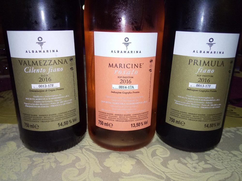 Controetichette Valmezzana, Maricine' e Primula Albamarina