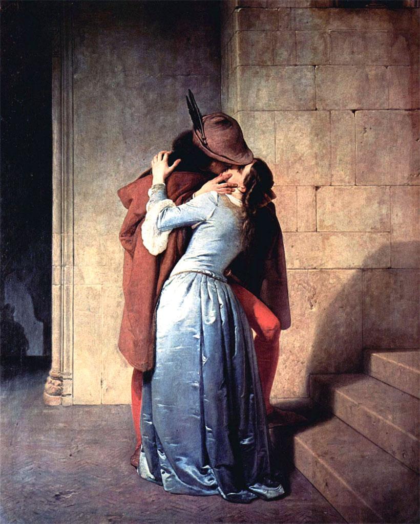 Dipinto di Francesco Hayez
