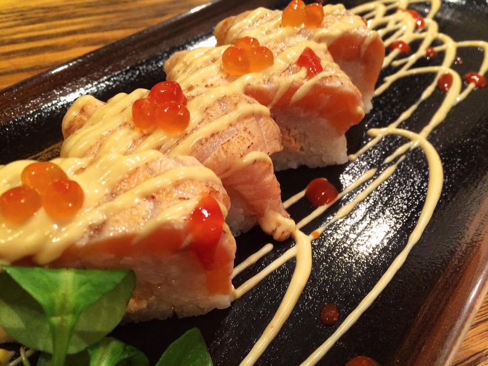 Jorudan Sushi, Sushi Rolls